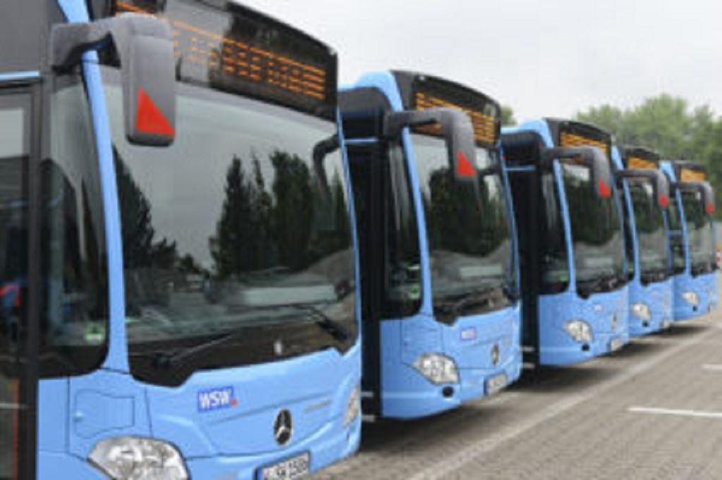 Varresbeck Gelenkbusse Neu